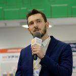 Дмитрий Сидорин на конференции