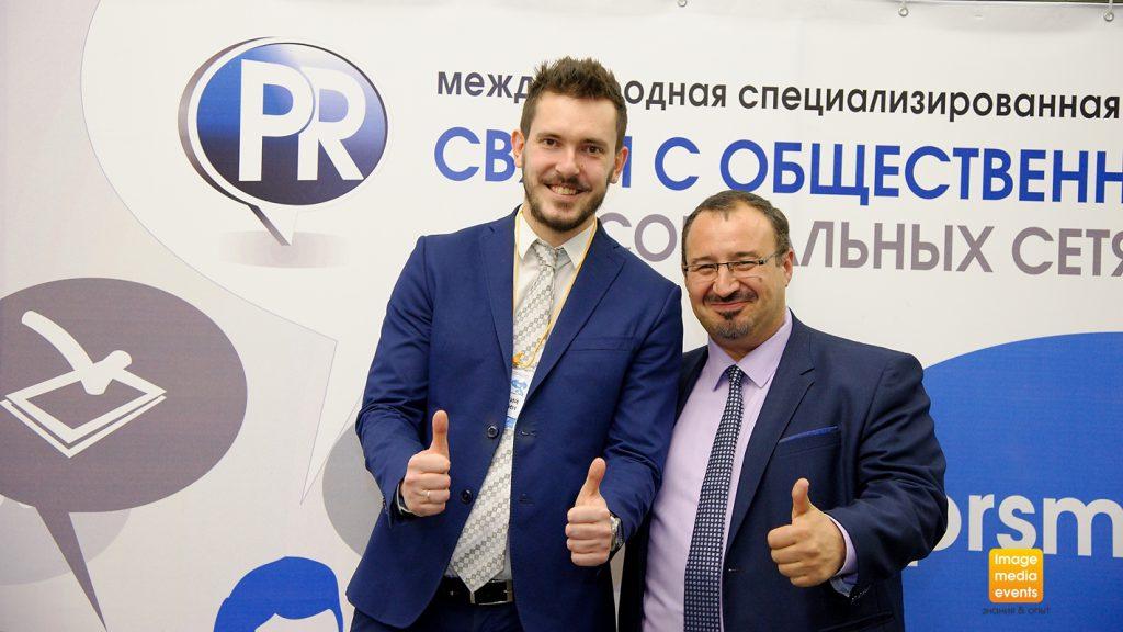 Тимур Асланов и Дмитрий Сидорин