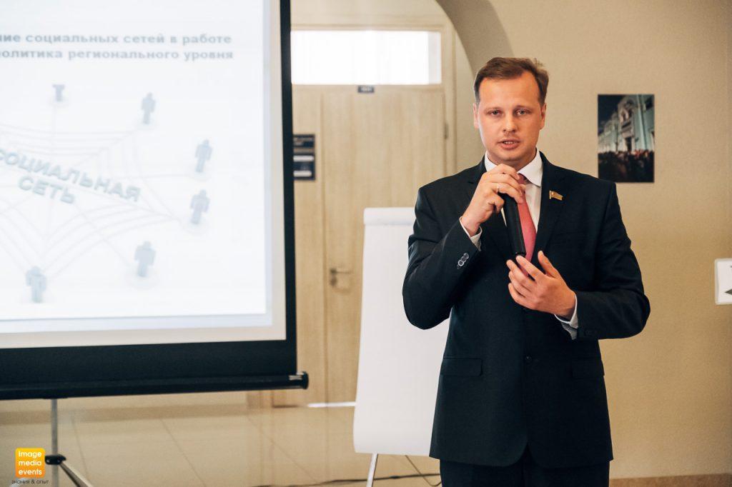 Андрей Трофименков депутат Липецкого областного Совета.