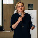 Татьяна Никульшина, независимый консультант по связям с общественностью на конференции