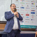 Тимур Асланов на конференции